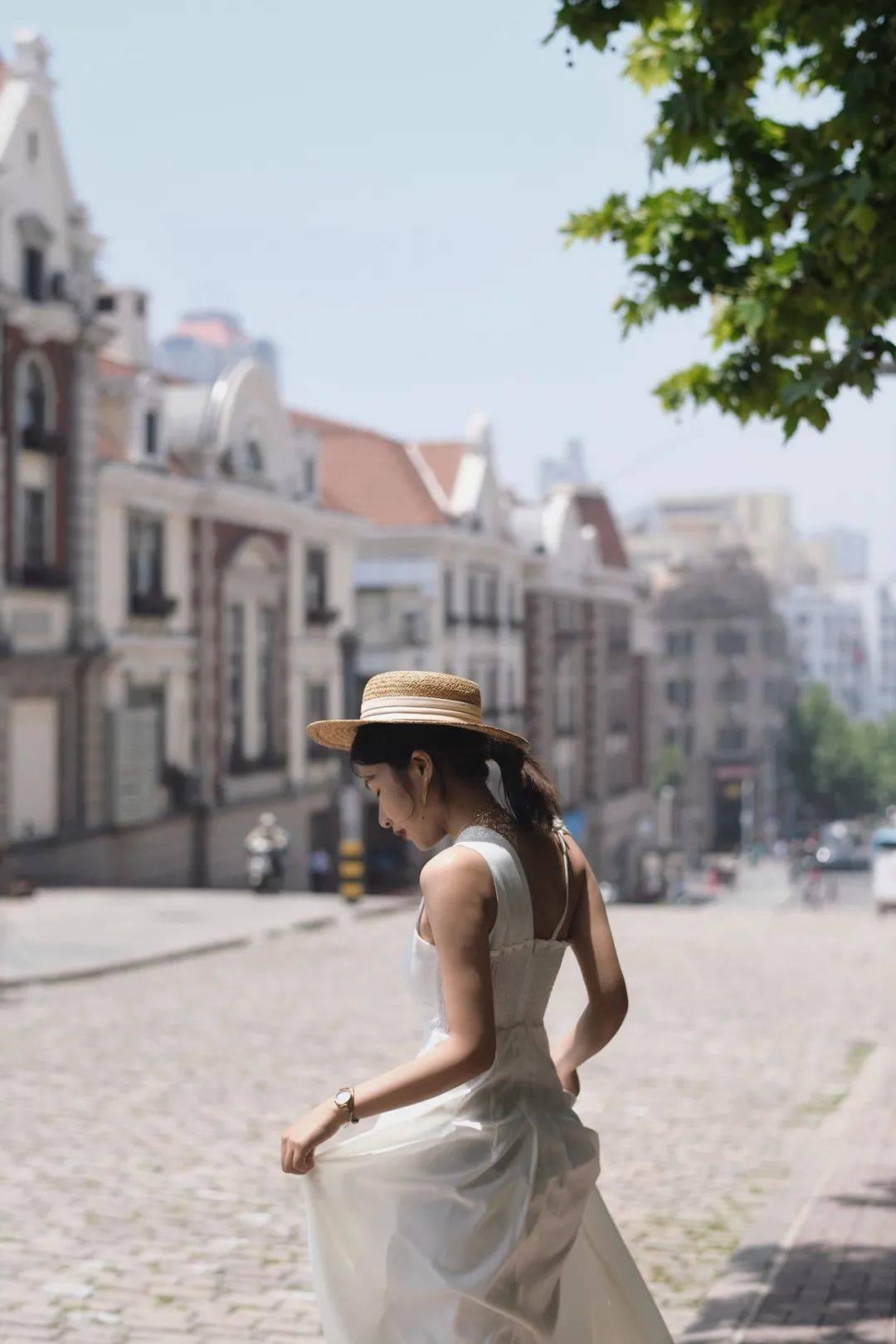 青岛 |海边散步,城中迷路
