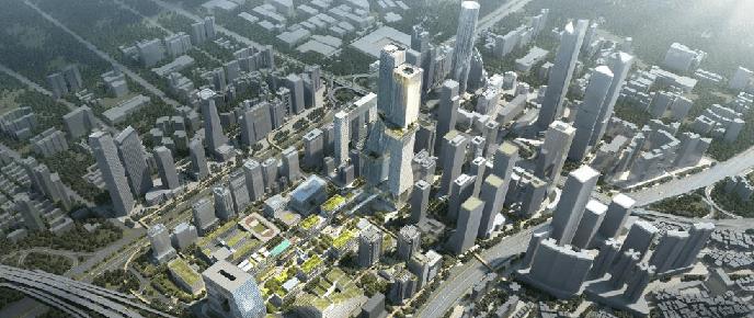 深圳中心区内四大旧改项目取得突破性进展,打造湾区时尚总部