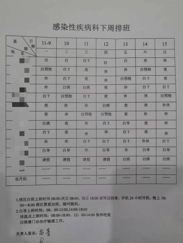 """百事3注册陕西""""优秀战疫护士""""值夜班时中毒,病休两月后返岗遭拒(图5)"""