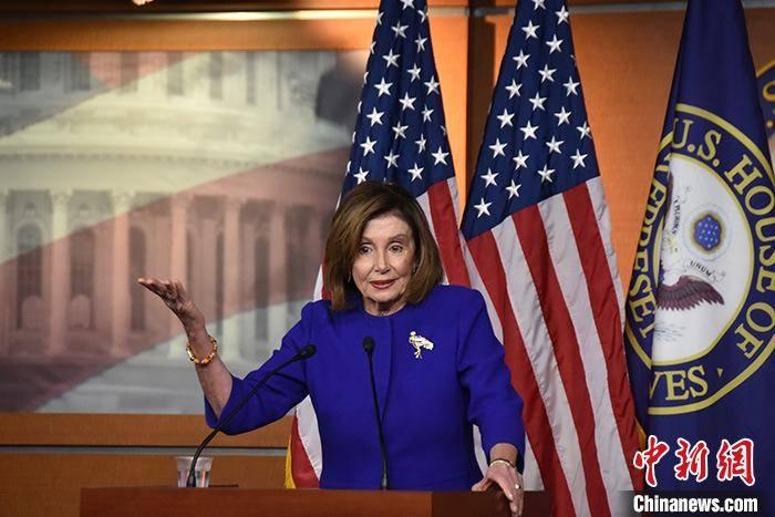 美民主党领袖让步 称支持9080亿美元新冠纾困方案
