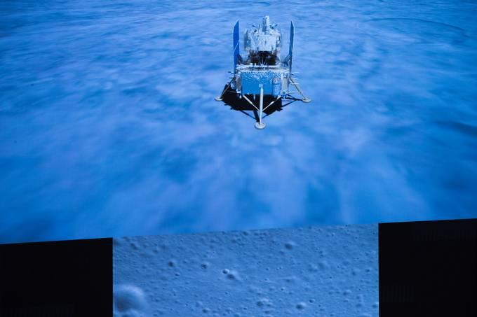 避免成为太空垃圾!嫦娥五号上升器受控落月