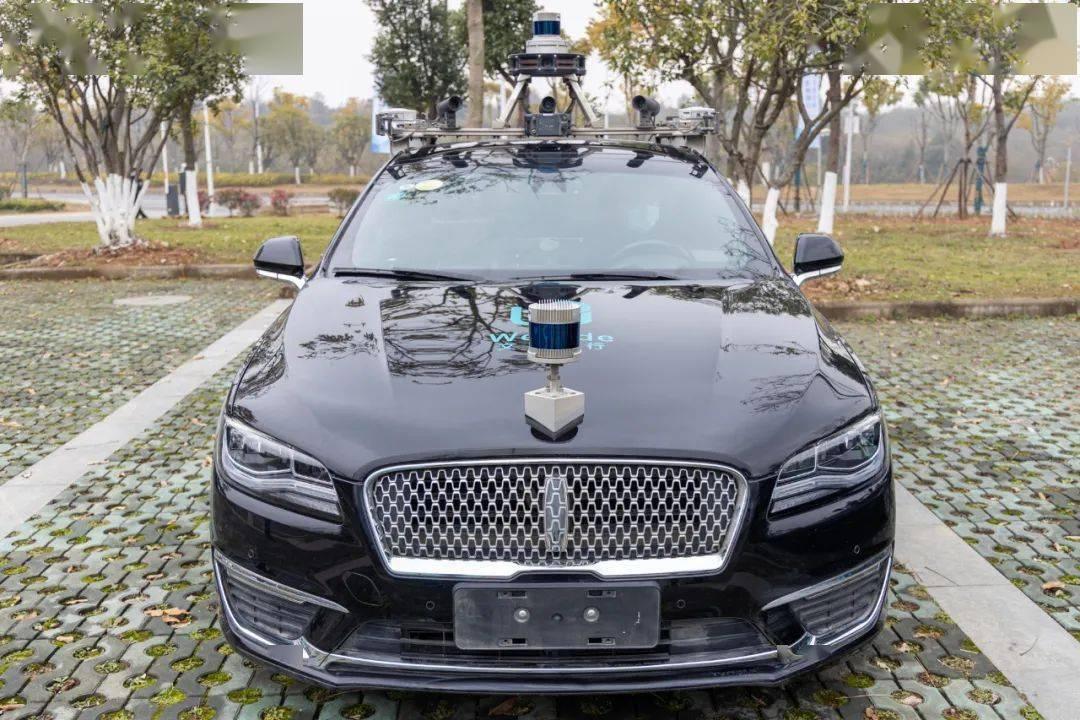 国内首个自动驾驶主题景区(图)