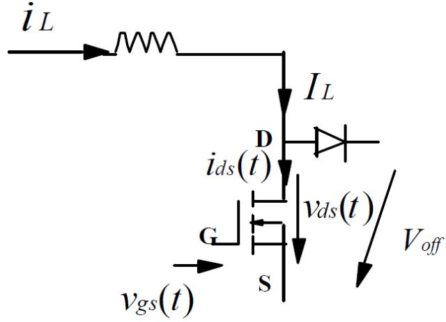 功率MOSFET的正向導通等效電路的詳細資料介紹