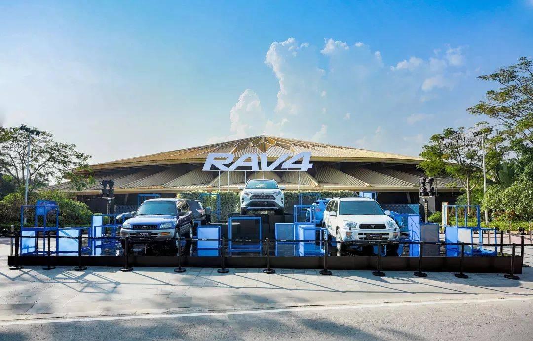 二十六年的变化和演变没有改变,RAV4成就了五代经典