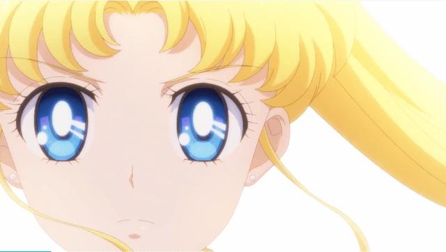 """《美少女战士Sailor Moon Eternal》""""月野兔&地场卫""""特别影像公开"""