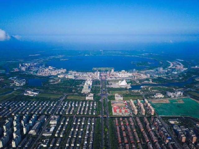 临港新片区试行供水、供电、供气配套工程免费机制