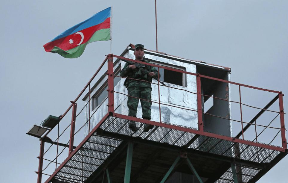 阿塞拜疆宣布将暂时关闭俄罗斯陆地边界
