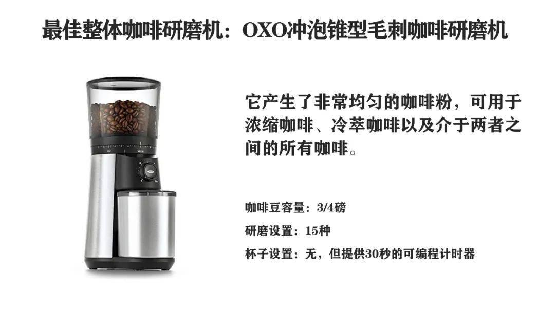 您一定想拥有这样的咖啡研磨机 博主推荐 第7张