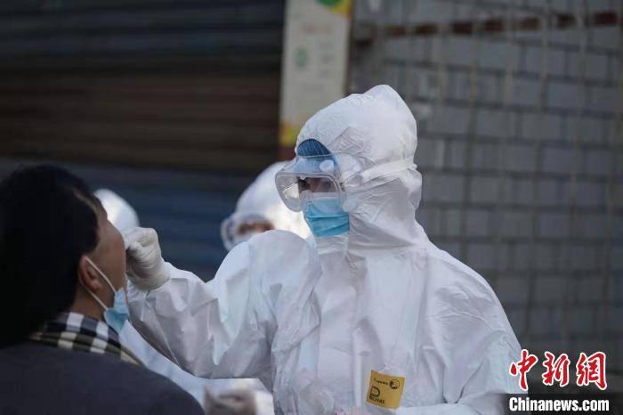 直接命中昆明确诊病例;疫情防控工作有序开展