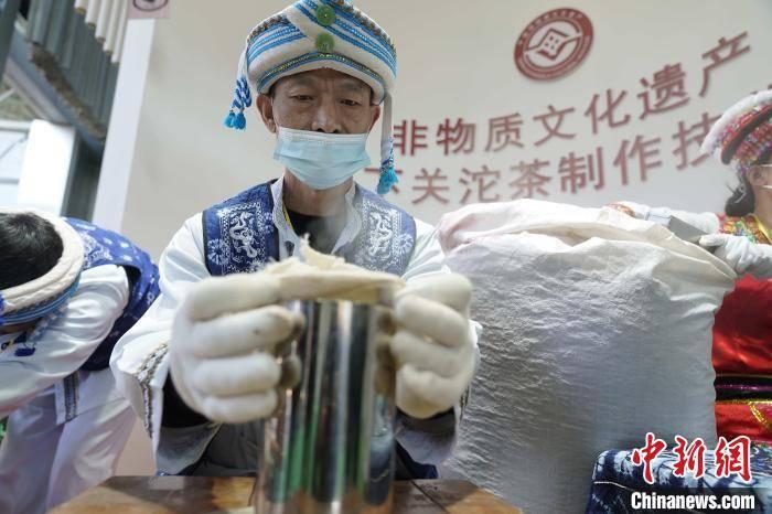 500多家品牌茶叶公司参加了2020昆明茶叶博览会开幕式