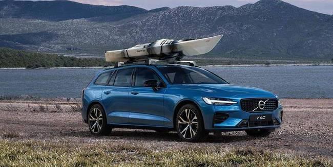 旅行车的小弹簧?预算35万,新沃尔沃V60和奥迪A4前卫如何选择?