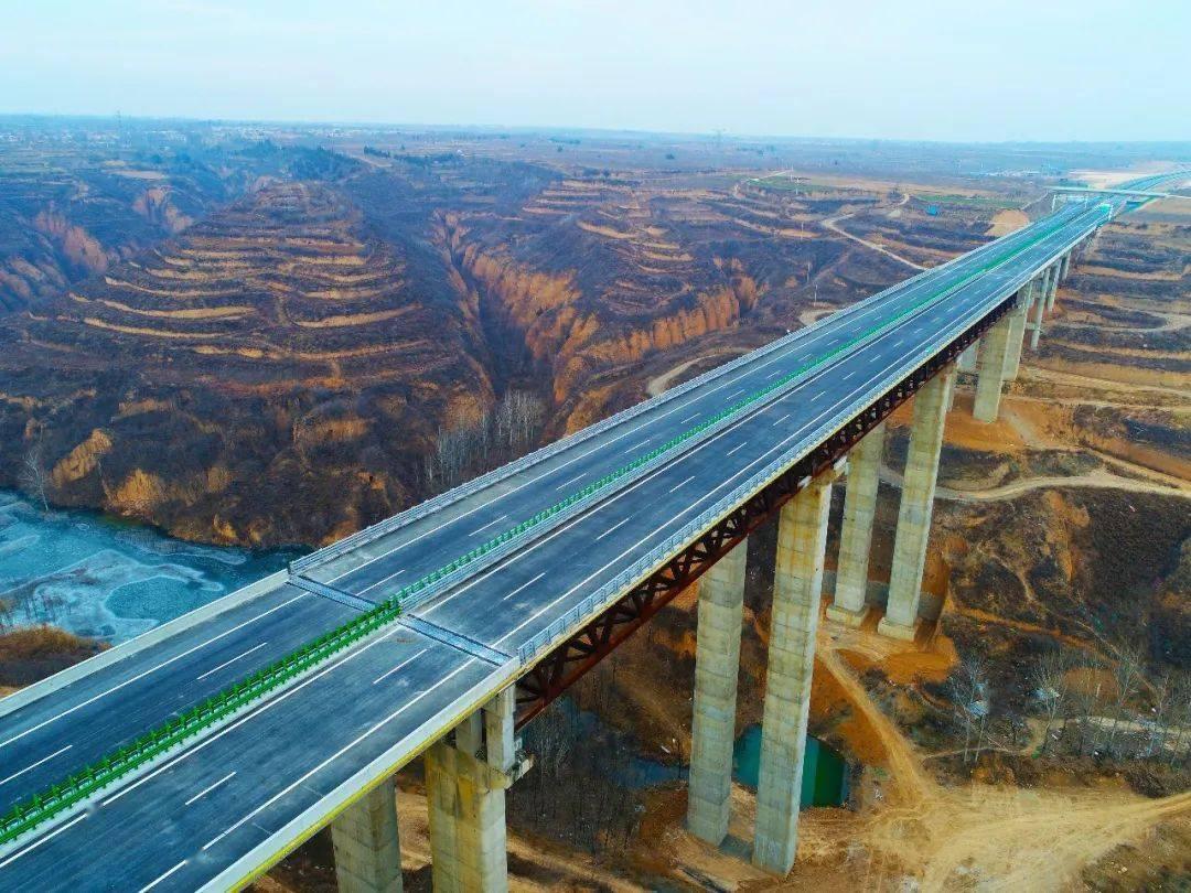 大广高速路线图
