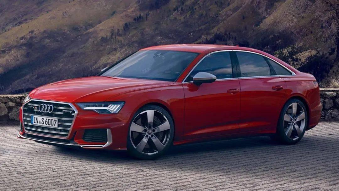 【中迪新车到店】新款奥迪S6豪华轿车每一步都在与未来竞争