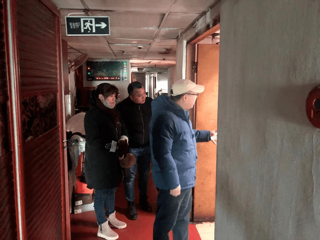 【学习贯彻区委全会精神】南站街道岁末年初消防安全生产隐患排查工作