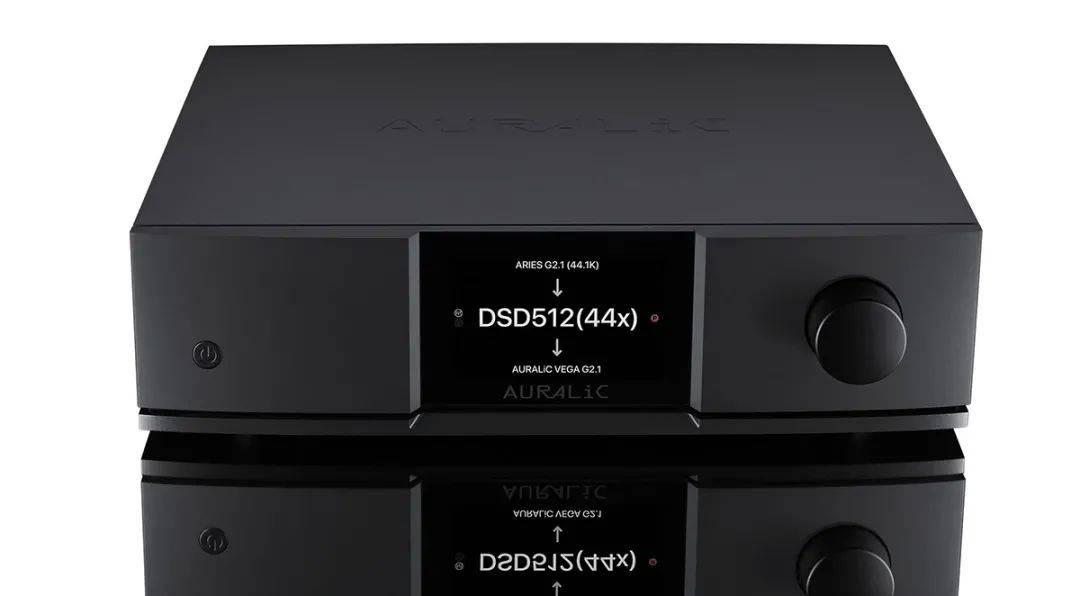 【新品速递】世界第一台:Auralic Sirius G2.1 升频处理器