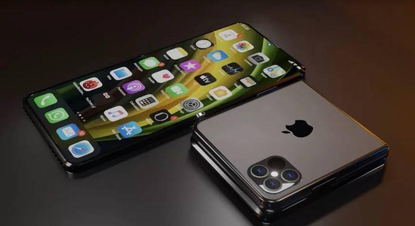 外媒:富士康正在测试两款可折叠iPhone原型机,柔性屏幕采用三星OLED面板