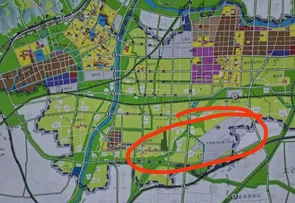 最新规划!山西这里第二机场、第三高铁站位置定了...  第1张