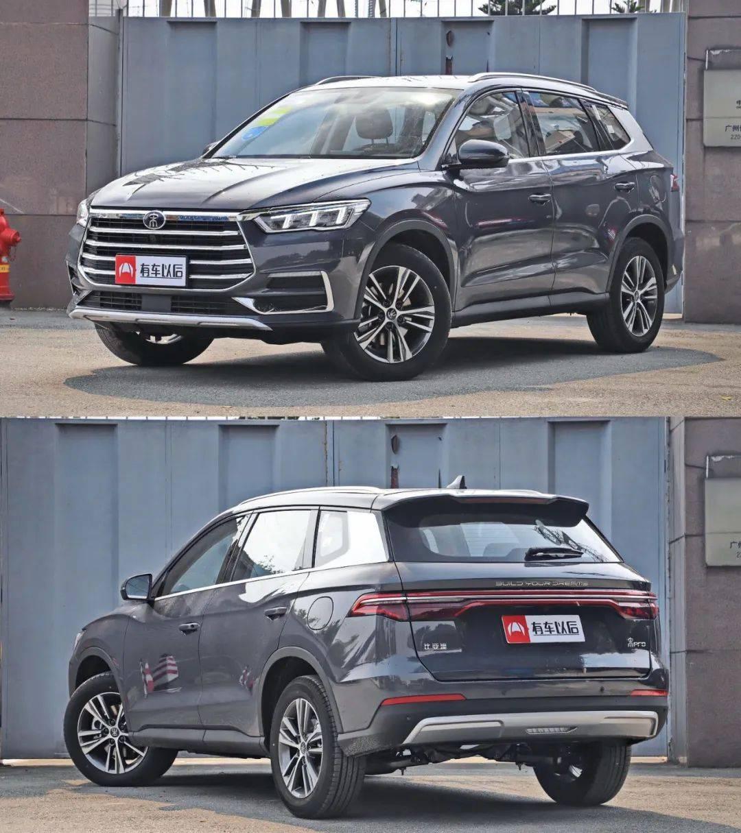 比亚迪的两款超火SUV都是新款,销量在榜,口碑极佳,可以买!