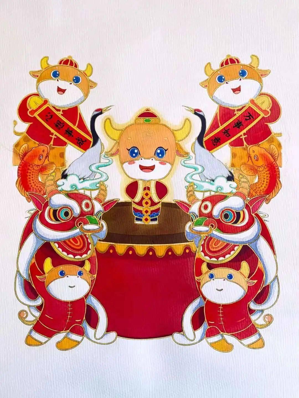 蔚美境时间迎新春(五)