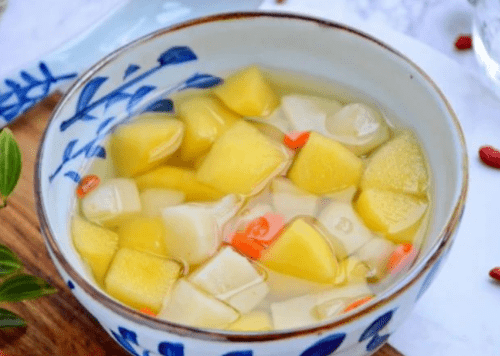 """天冷了,苹果和它是绝配,等于""""止咳方"""",简单煮一煮,冬天不生病"""