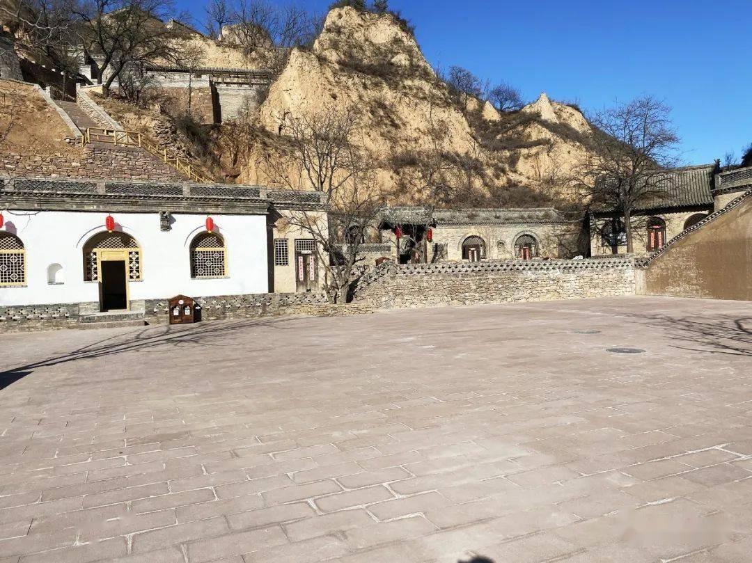 后沟古村被确定为国家4A级旅游景区