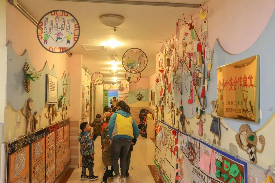 优秀!重庆江北现在的幼儿园都是这样子的……