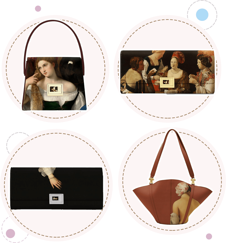 我私藏的6家小众包包!链接都给你们找好了!