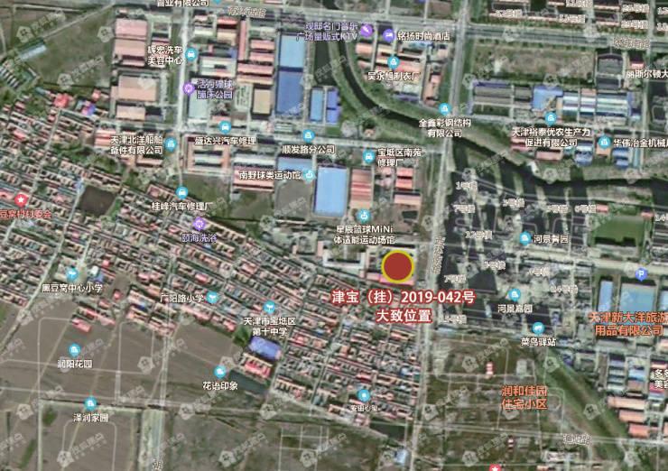 宝坻新城3.5亿上架新宅地  起始楼面价约4591元/㎡