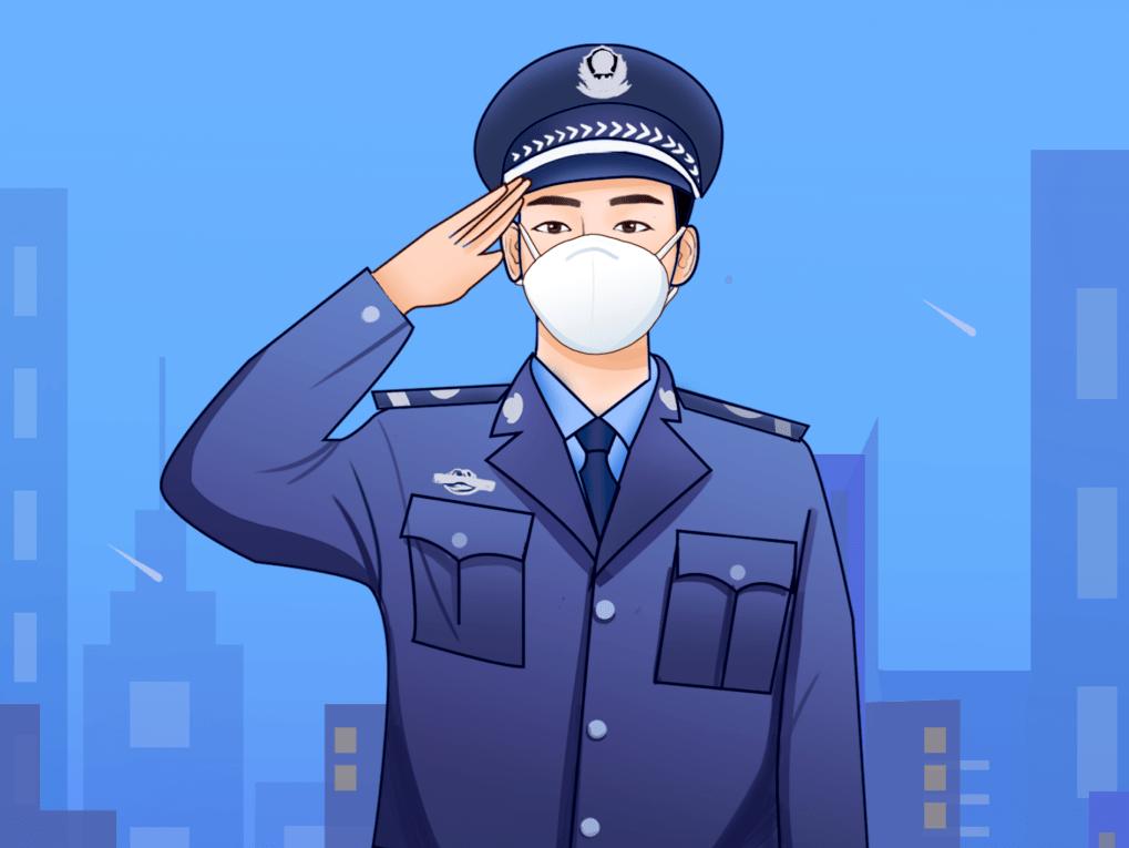 警察节丨监管区那些难忘的身影