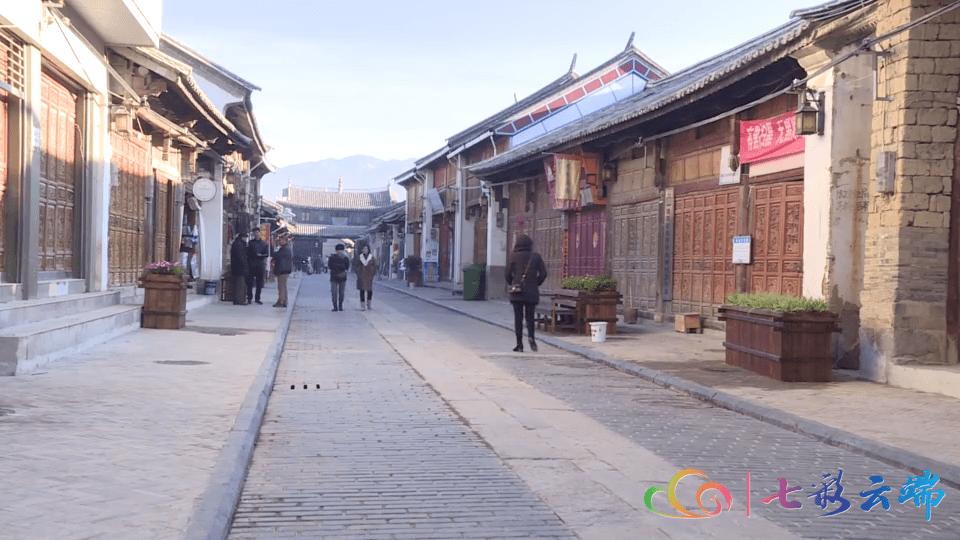 风貌重现!千年板桥古镇青龙街修缮完工