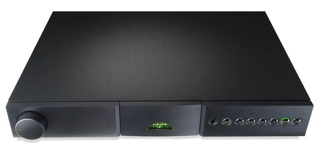【新品速递】内建 MM 唱头放大器:名Naim Nait XS 3 合并扩大机