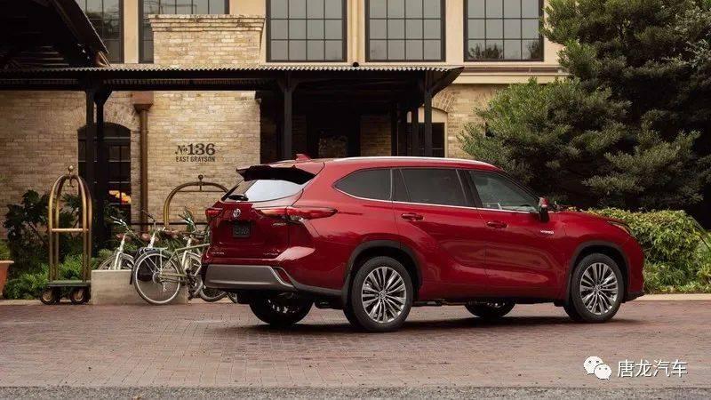 【加大汉兰达】更大的七人休旅要来了? 注册商标见 Toyota Grand Highlander