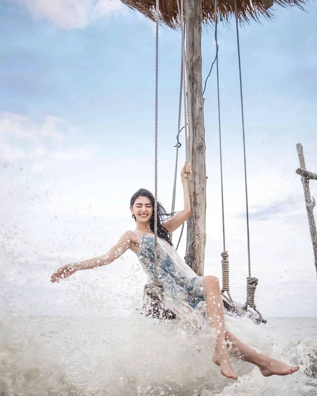 泰国大美人 Mai 的写真,绝美!