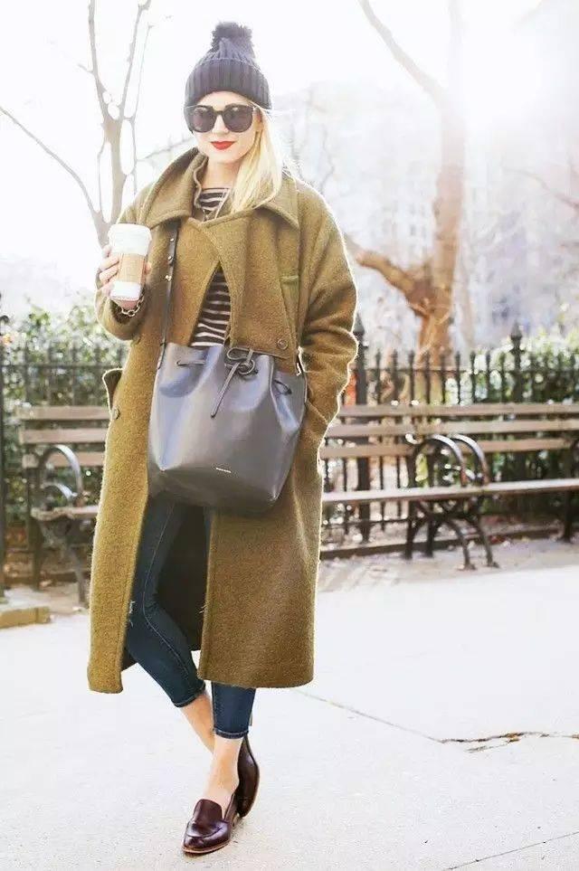 冬天学会这样穿,让你美成万人迷!