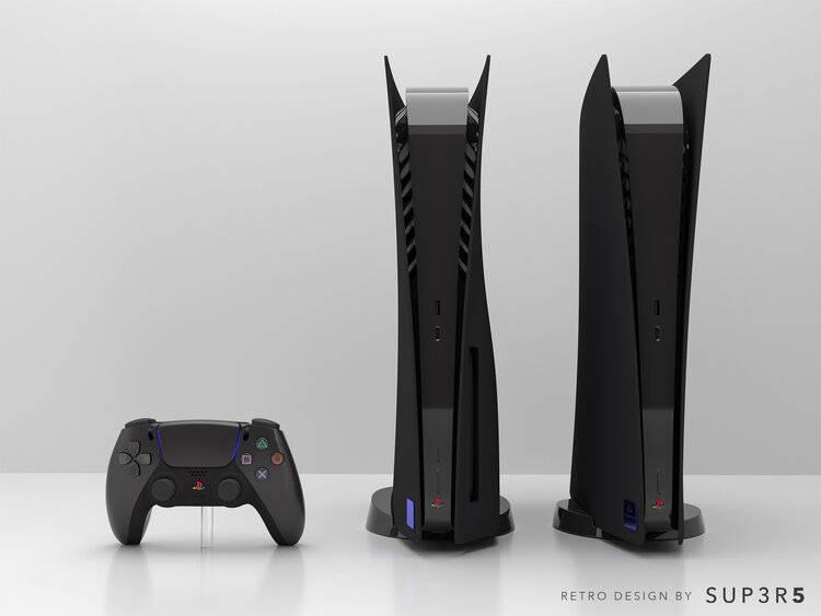 出售仿PS2风格PS5的第三方网站现已赢咖4娱乐招商取消全部订单