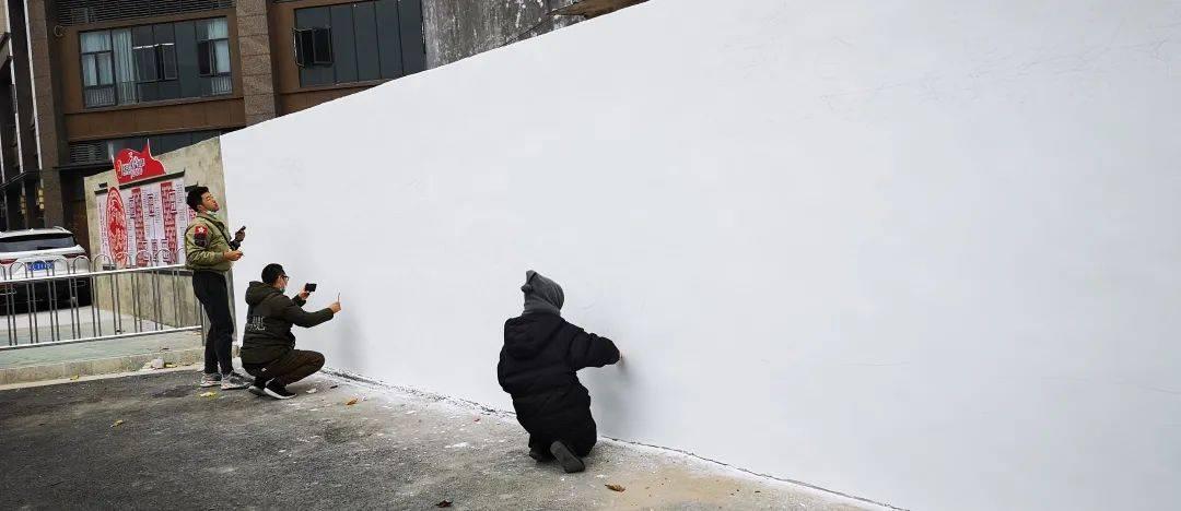 """近10米绘墙画!石岐这个新晋""""网红打卡点"""",你去过吗?"""