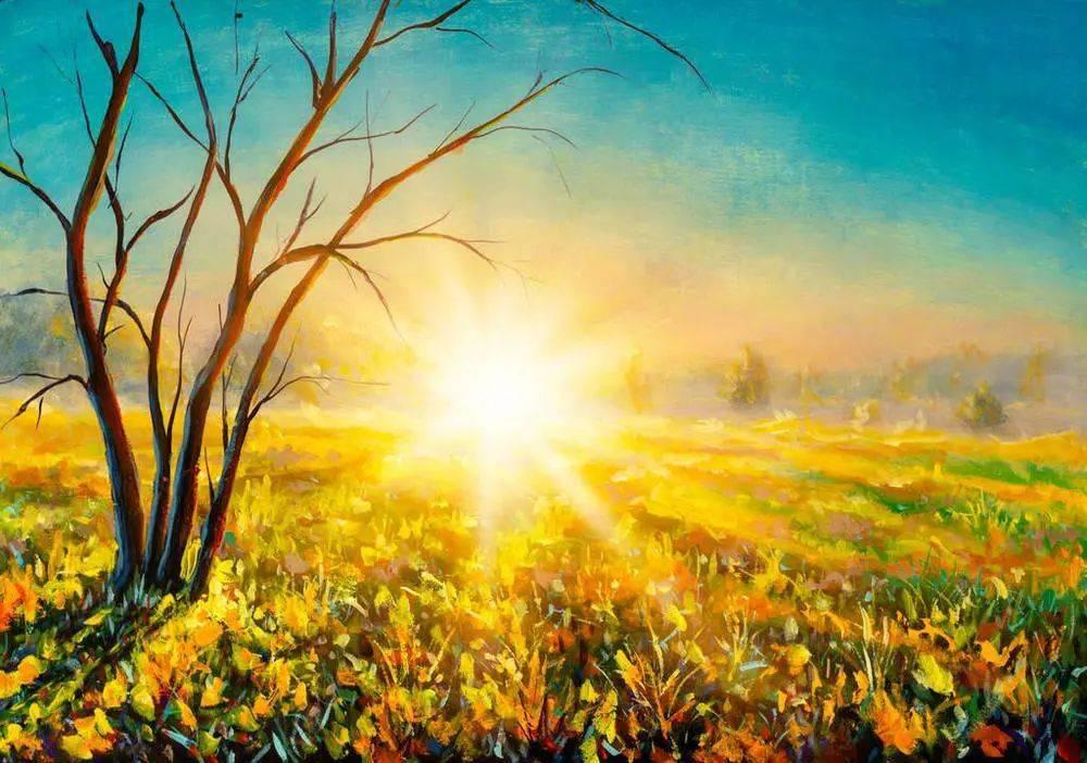双语桥|The Sun  在太阳下晒晒暖儿吧~