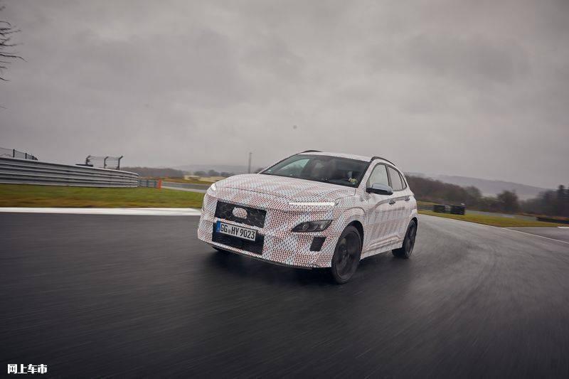 现代Onsino新车型曝光!以2.0T/将于年内亮相