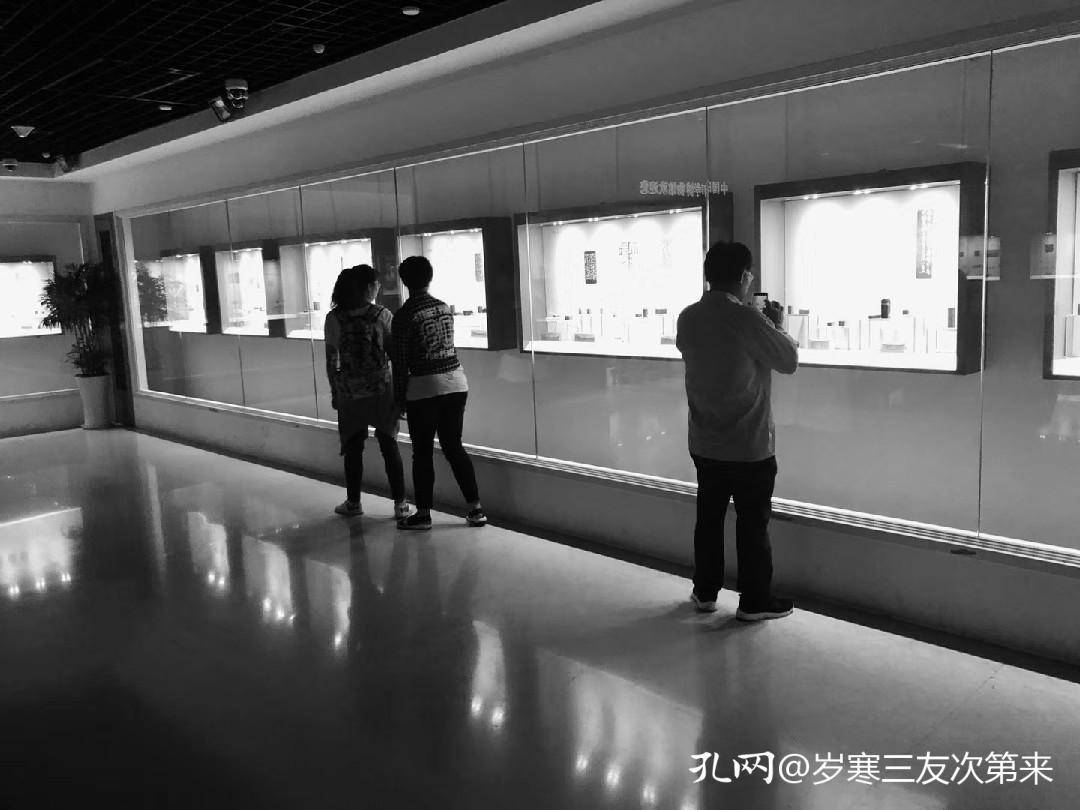 晨走(10):西泠印社中国印学博物馆