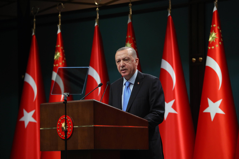 土耳其将开始为民众接种疫苗