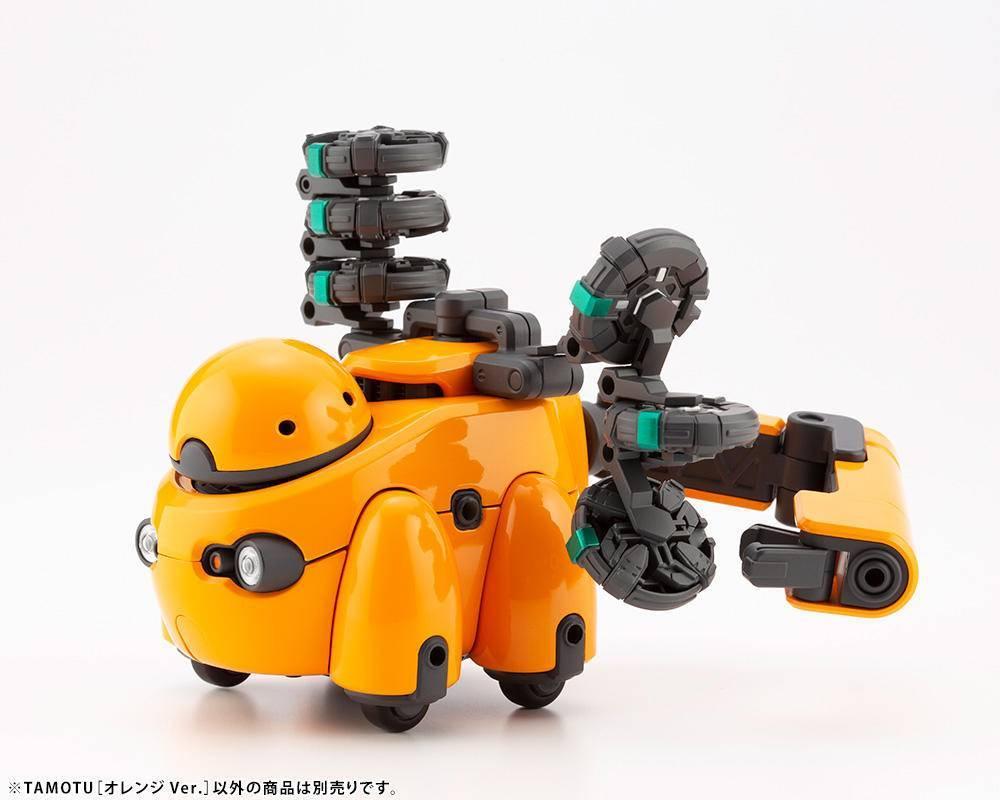 模玩资讯:寿屋1/12 TAMOTU 新颜色发售