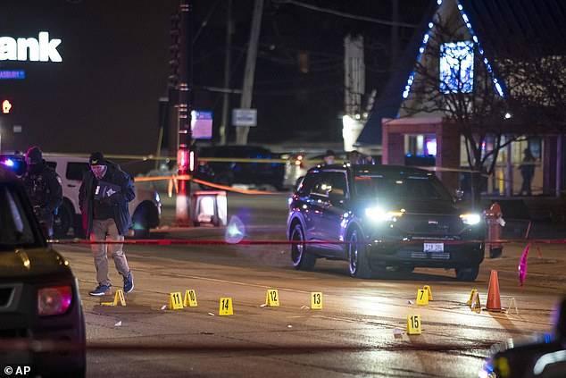 北大毕业中国留学生芝加哥被害时在车里等女友!驾驶座有弹壳