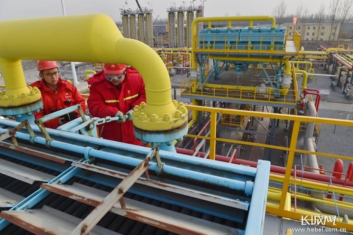 河北能源保供·气