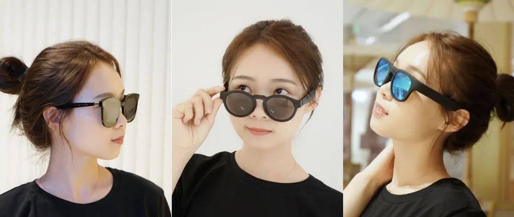蹭着 Apple Glass 的热度,8 款智能眼镜来啦