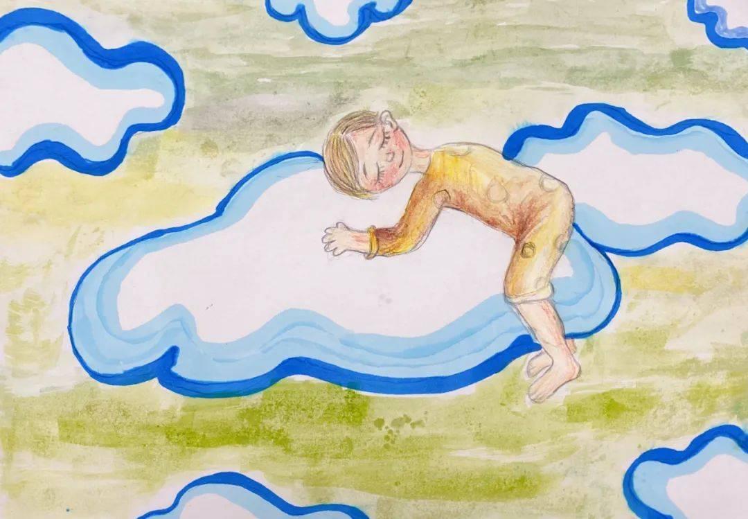 精品展播丨孩子写诗的时候,写出来的是......