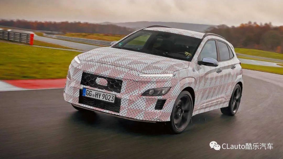 现代科纳N性能SUV将亮相,280马力赛道趣味车|酷车