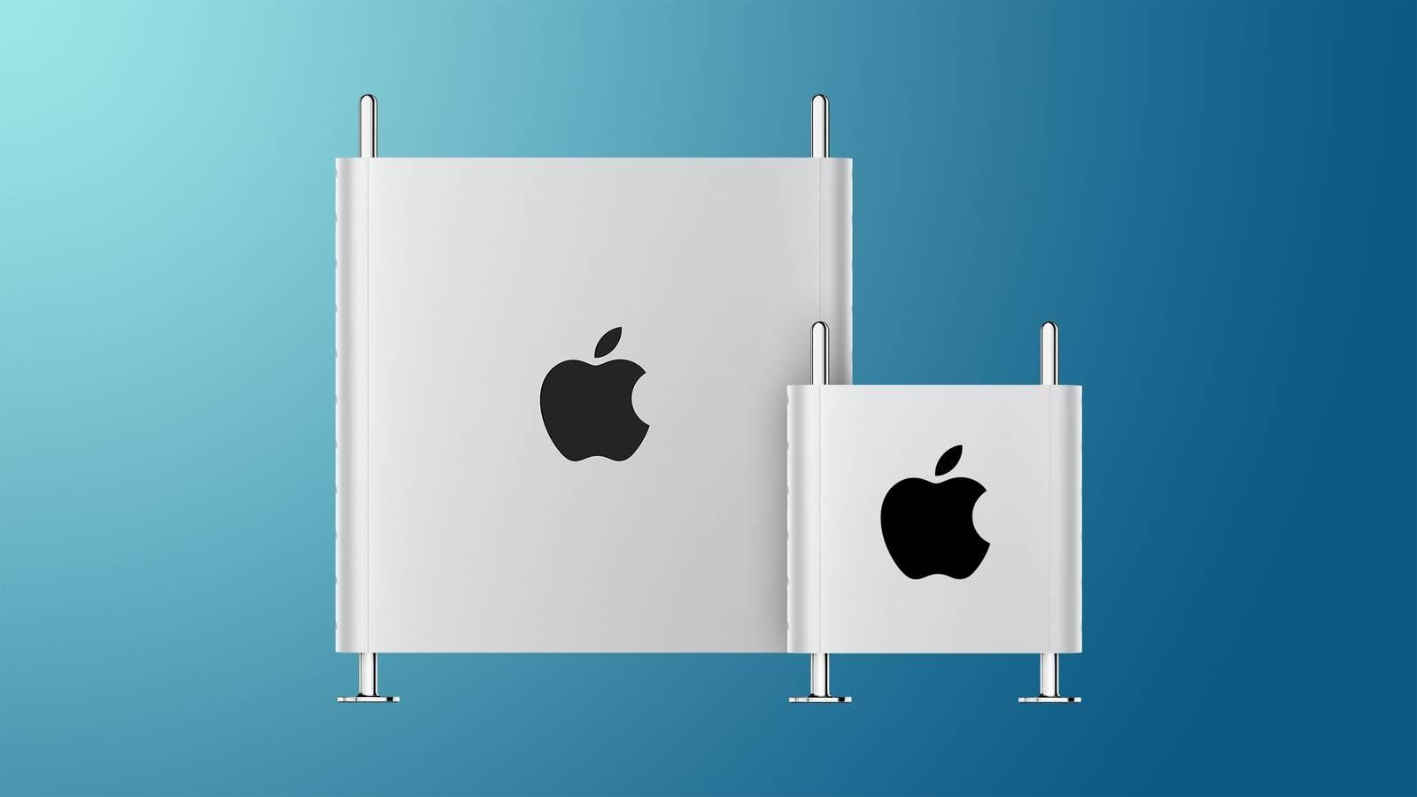 苹果正开发两款Mac Pro:其中一款尺寸不到现有的一半