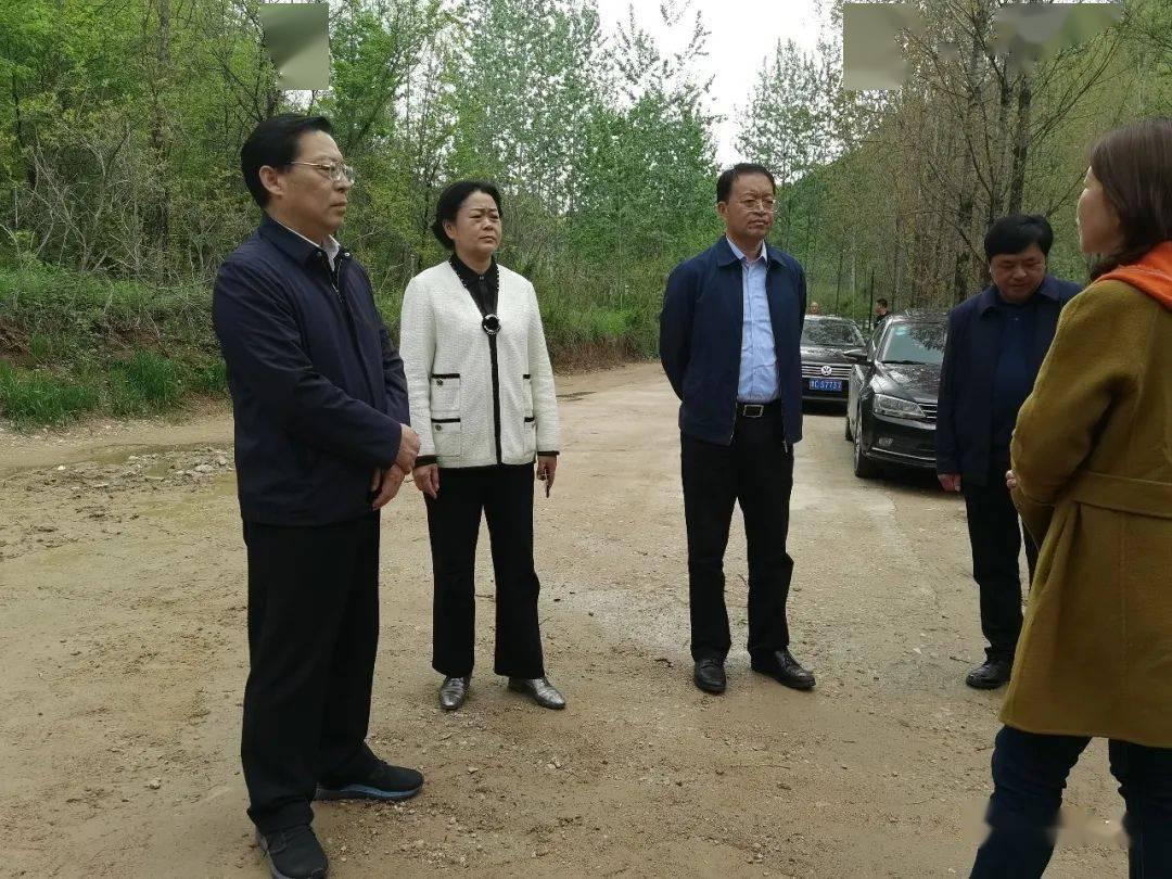 刘冠瑜赴栾川县 对中央环保督察组反馈问题整改情况 开展督导