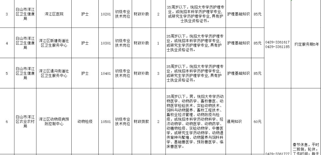 17丨招考公告(最新发布)