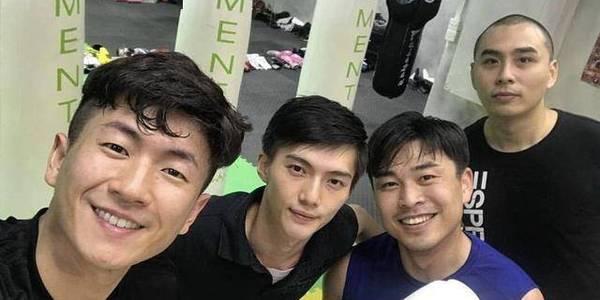 TVB小生新剧升做男二号,入行已有十年,新剧角色被质疑抄袭